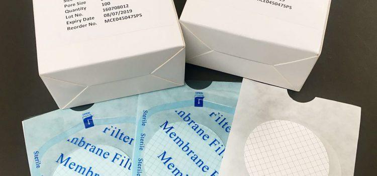 MicroScience(MCE) Sterile Membrane Filters