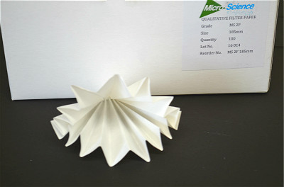 filter papers-Phase Separating Filter Papers
